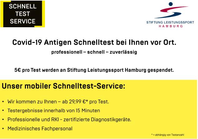 schnell test service corona hamburg